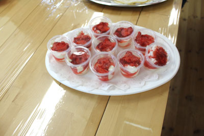 ★☆party food レポート☆★_e0043367_16425045.jpg
