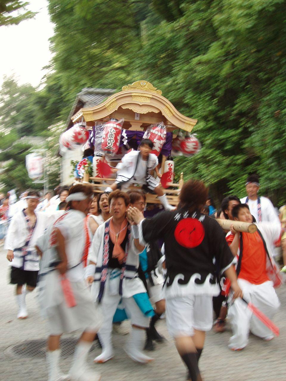 八幡巡礼 〜高良社・太鼓祭〜_e0074793_21201948.jpg