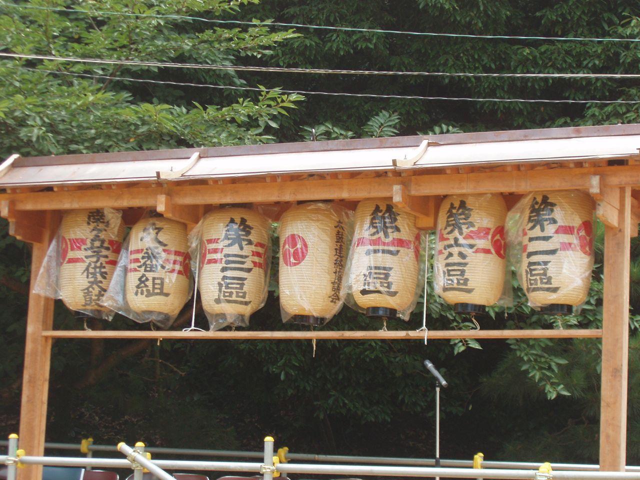 八幡巡礼 〜高良社・太鼓祭〜_e0074793_212524.jpg
