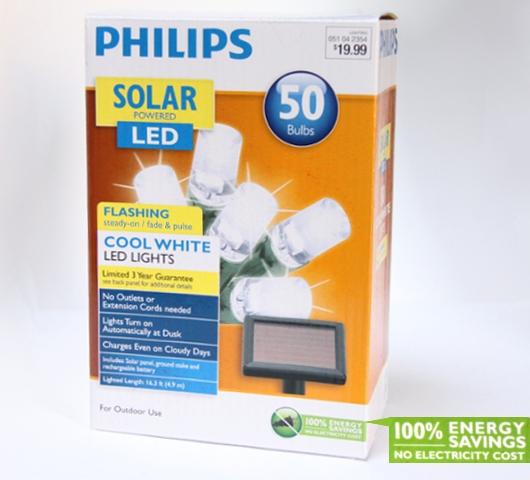 ソーラーパネルつき家庭用クリスマスツリー向けLED電球_b0007805_20501440.jpg