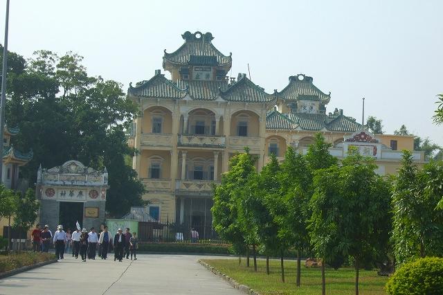 中国旅行....その6...開平市観光(その2)_b0137932_029325.jpg