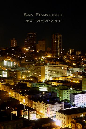 サンフランシスコの昼と夜。_d0124248_1528942.jpg
