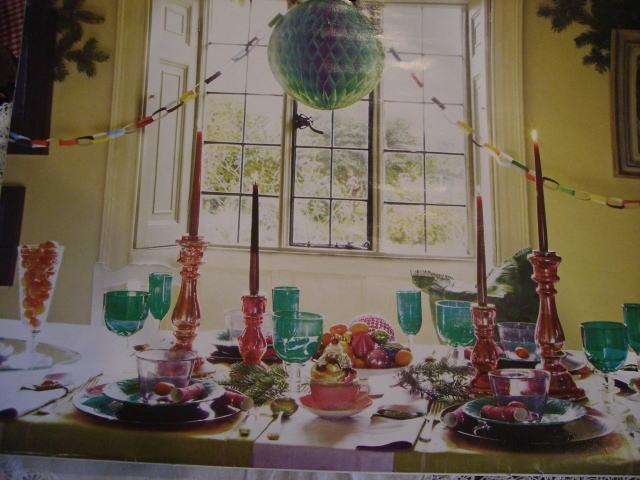 クリスマスカラーのグラスは..........._d0127182_1559632.jpg