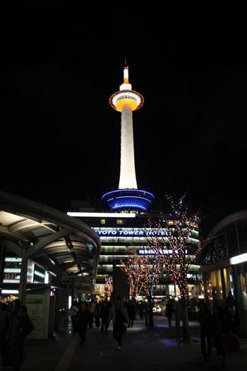 京都タワー_e0048413_1222521.jpg