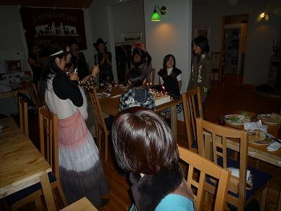 ウェスタン牧場 クリスマスパーティ 【Chef's Report】_f0111415_13423910.jpg