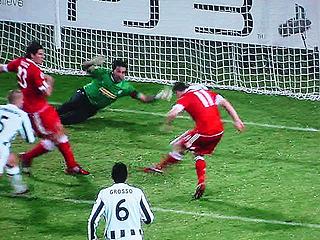 ユベントス×バイエルン・ミュンヘン UEFAチャンピオンズリーグ 09-10グループリーグ_c0025217_13501188.jpg