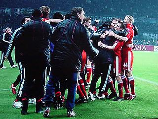ユベントス×バイエルン・ミュンヘン UEFAチャンピオンズリーグ 09-10グループリーグ_c0025217_13503395.jpg
