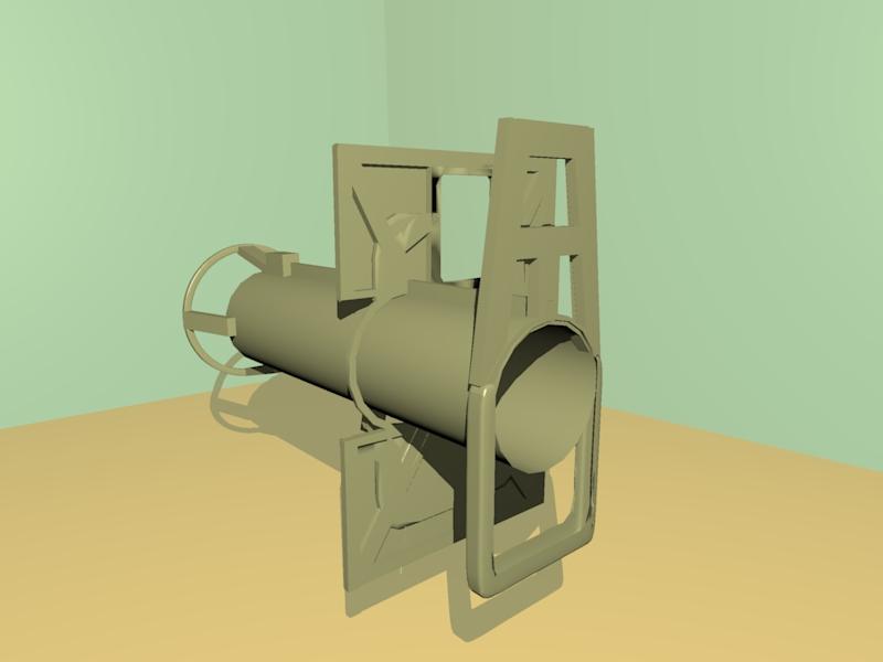 HoiHoi Bazooka Kit Sculpt 1_a0055093_17444498.jpg