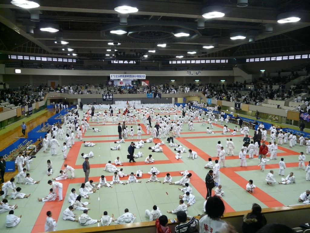 北九州市長杯争奪西日本少年柔道大会_b0172494_11405668.jpg