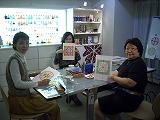 マンダラぬりえでカラーセラピーの様子_c0200917_19254240.jpg