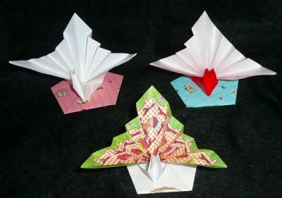 ハート 折り紙:折り紙 お祝い-cappy3.exblog.jp