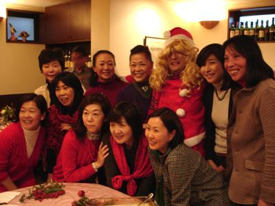 2009年クリスマスパーティ!_a0094959_23375840.jpg