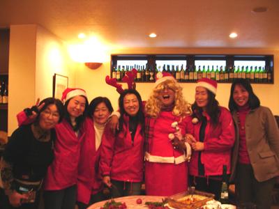 2009年クリスマスパーティ!_a0094959_23381822.jpg