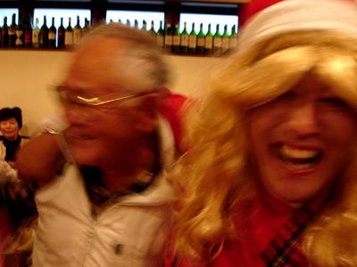 2009年クリスマスパーティ!_a0094959_23525824.jpg
