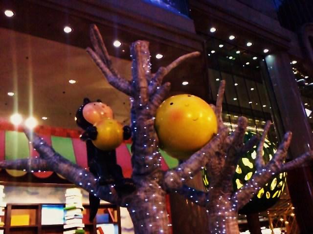 クリスマスイルミネーション3_e0155771_19413784.jpg