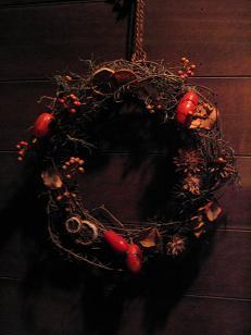 2009 クリスマスdinnerのお知らせ_a0086654_20455535.jpg
