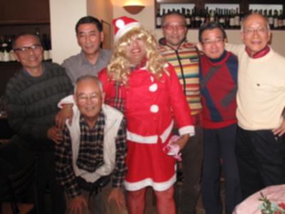 2009年クリスマスパーティ!_a0094959_22363177.jpg