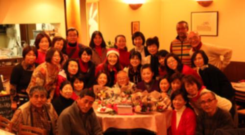 2009年クリスマスパーティ!_a0094959_22495116.jpg