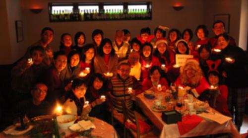 2009年クリスマスパーティ!_a0094959_2250248.jpg