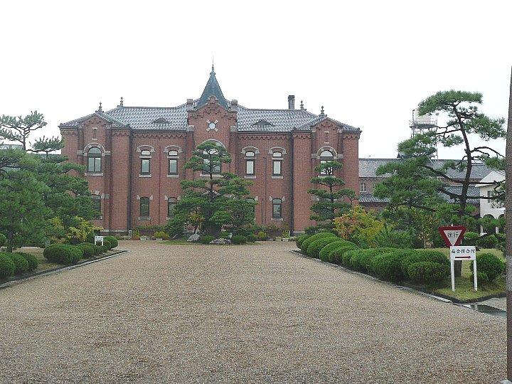 奈良少年刑務所本館_c0112559_118651.jpg