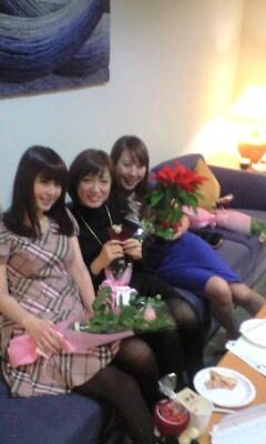 プチクリスマス会★_c0151965_1682955.jpg