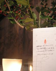 苦楽園口・夙川キャンドルナイト「光の散歩道」2009冬至_e0055098_21204222.jpg