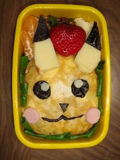 お弁当と餃子_c0162404_22211221.jpg