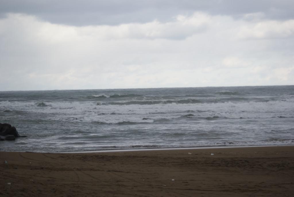 今日の海_c0132732_10425254.jpg