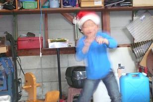 ねっこ、クリスマス会_c0217044_0561662.jpg