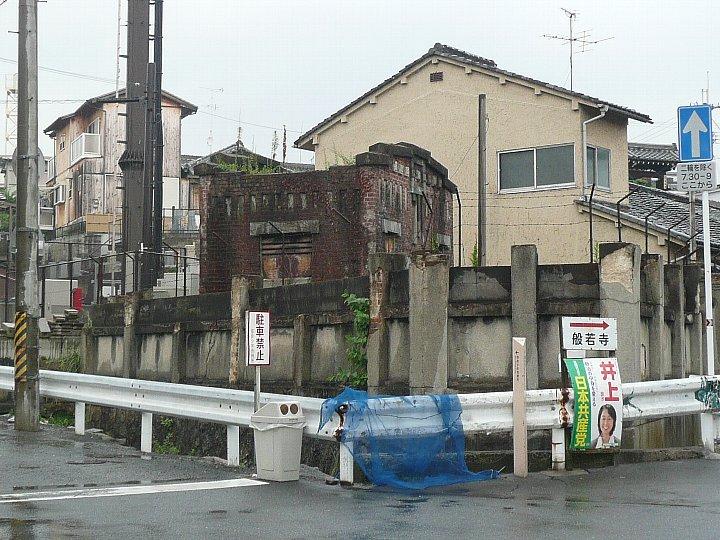 旧奈良市水道計量器室_c0112559_13345722.jpg