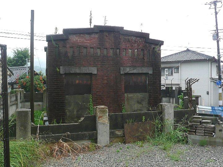 旧奈良市水道計量器室_c0112559_13365075.jpg