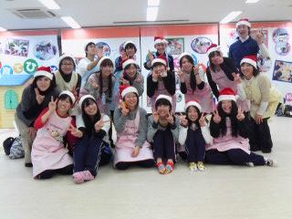 """ひと足早い""""メリー☆クリスマス""""_b0108363_2059293.jpg"""