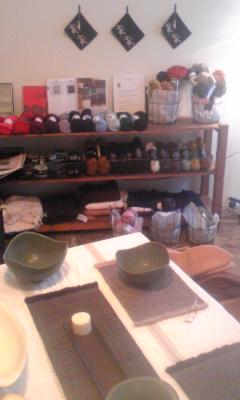 近所の雑貨屋さんと別室喫茶_c0131063_18465752.jpg