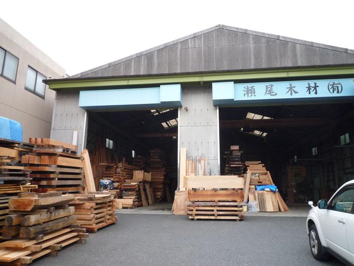 材木屋さんはサイコーです。_d0126473_8552221.jpg