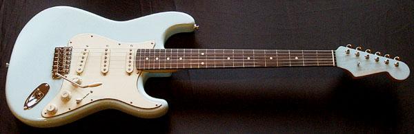 早崎さんオーダーの「Moderncaster S #014」が完成!_e0053731_20215243.jpg
