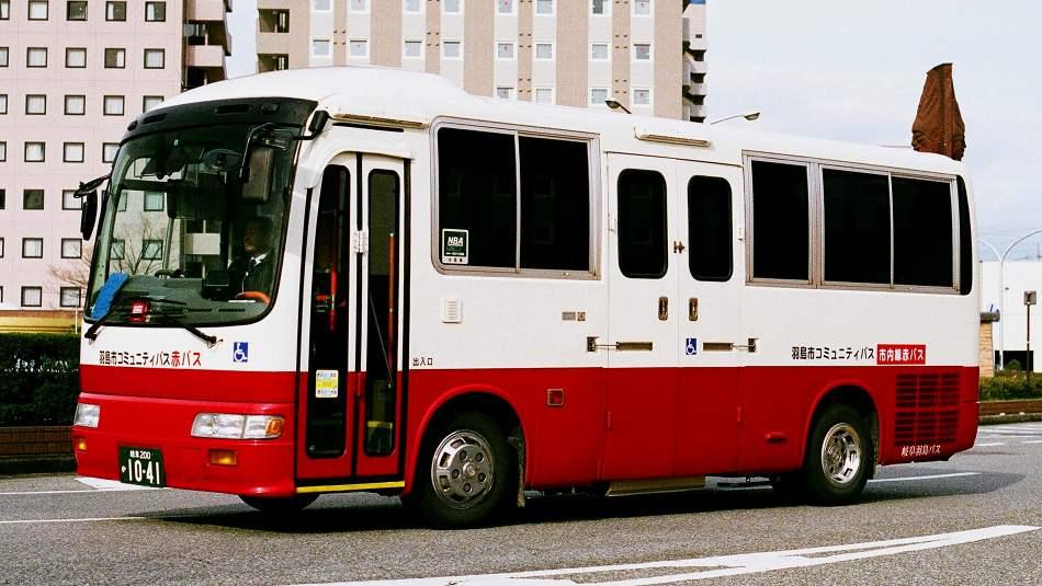羽島市コミュニティバス 1041,1...