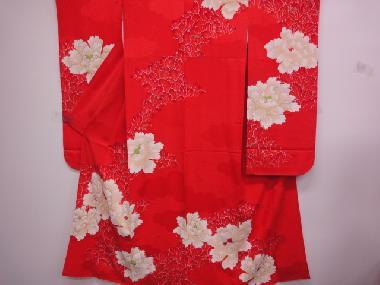 振袖スタイリング 赤と白で統一!すっご~~く可愛くないですか?_e0161697_1114797.jpg