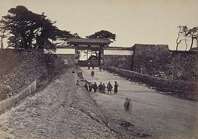 赤坂門 (「三十六見附」)_c0187004_15571718.jpg