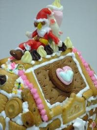 12/6 (日)クネッケのリースとお菓子のお家_e0167716_835475.jpg