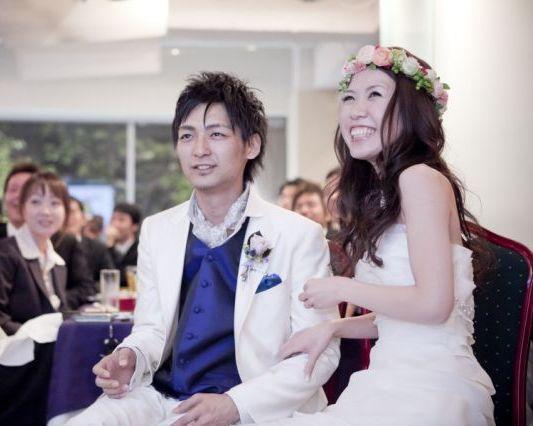 2009.12.18 花嫁さまのお写真 みささんの花冠_b0120777_20364089.jpg
