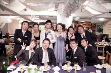 2009.12.18 花嫁さまのお写真 みささんの花冠_b0120777_21145772.jpg