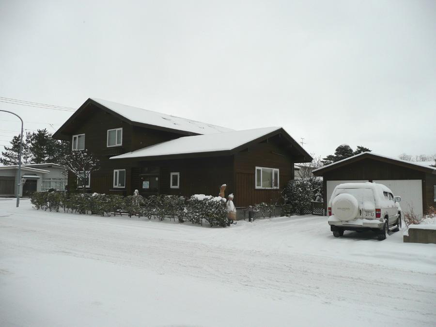 雪が降っています!_f0150893_2061379.jpg