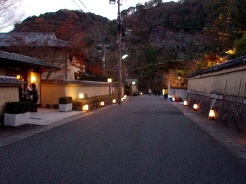 嵐山 花灯路09_e0048413_19255650.jpg