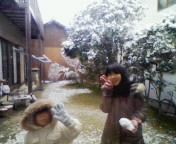 雪・・_f0041113_10125355.jpg