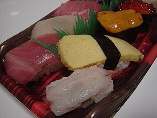 梅丘寿司の美登利 渋谷店(おみや)_c0025217_11284516.jpg