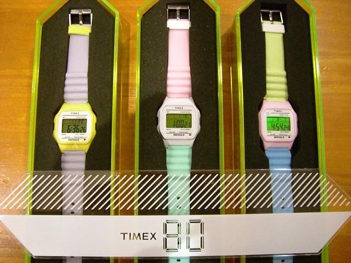 店舗限定販売 「TIMEX 80」_f0191324_2365487.jpg
