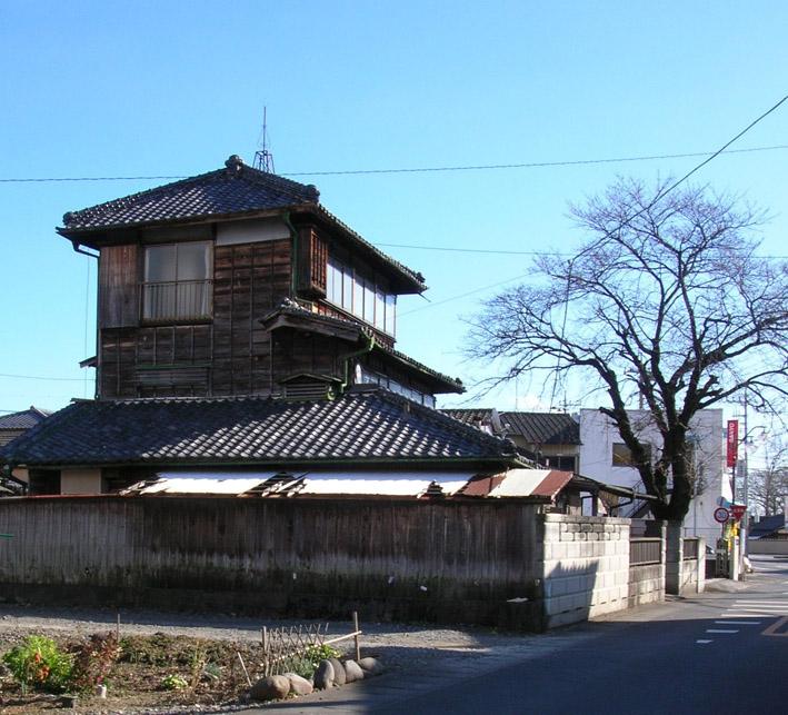 歴史的木造3階建を発見 忘週会 足利〜桐生_e0127948_87326.jpg