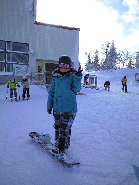 札幌国際スキー場★2日目_c0151965_152160.jpg
