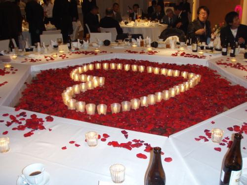 三夜待のお嬢さんの結婚披露宴_a0077071_17253199.jpg