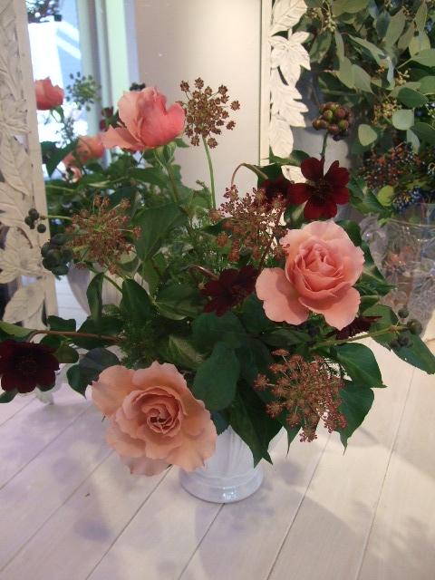 オークリーフ花の教室(石井さんの作品)_f0049672_17305718.jpg
